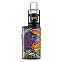 Pulsar APX Wax BARB Coil Vaporizer - Psychedelic Jungle