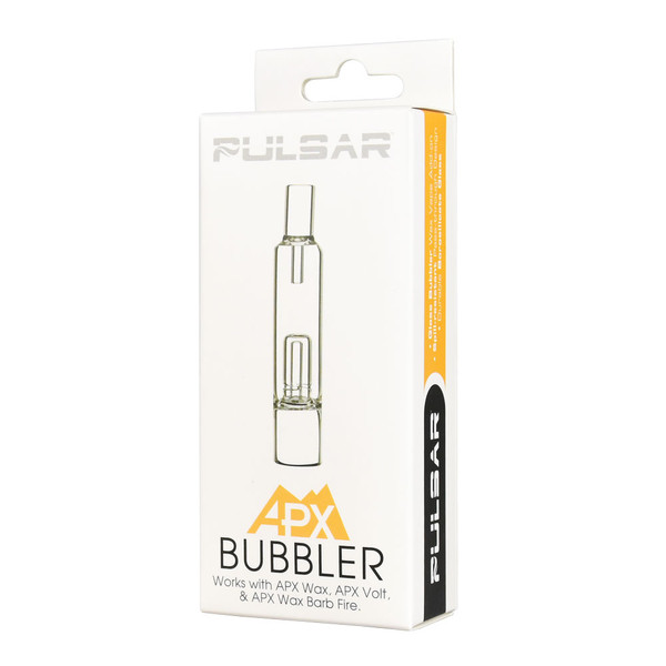 "Pulsar APX Wax Water Bubbler Attachment - 4"" - AFG Distribution"