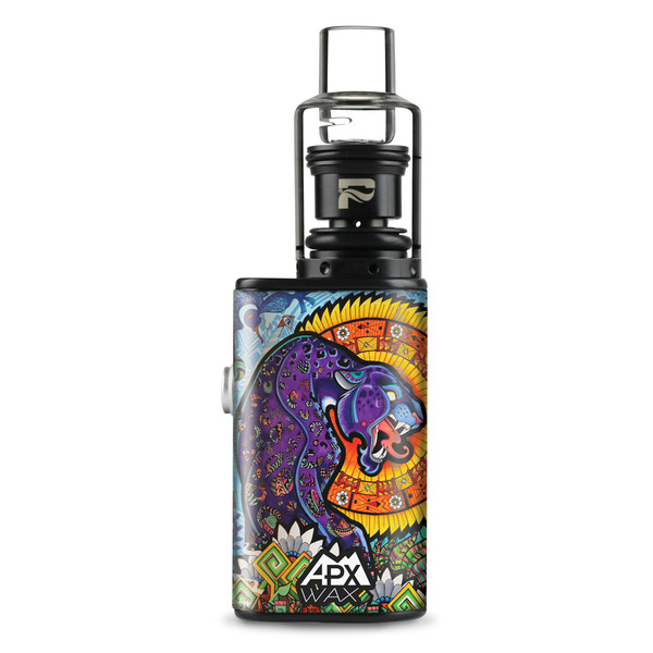Pulsar APX Wax Vaporizer Kit - Psychedelic Jungle