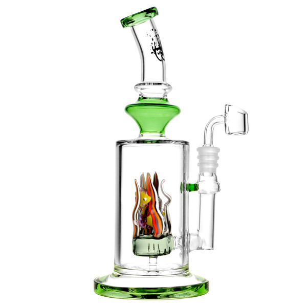 Pulsar Coral Reef Rig - 10"
