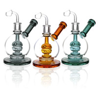 Pulsar Fab Perc Orb Oil Rig - 6"