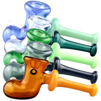Pulsar Galoshes Boot Glass Hand Pipe | Wholesale Distributor