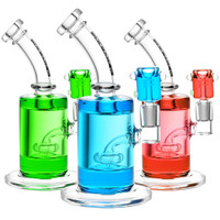Pulsar Glycerin Water Pipe w/ Bowl | Wholesale Distributor