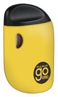 Pulsar Go Series Thick Oil Vaporizer - Yellow - AFG Distribution