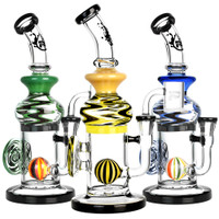 Pulsar High Contrast Ball Perc Rig | Wholesale Distributor