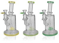 "Pulsar Honey Bee Rig - 8"" / 14mm Female / Assorted Colors"