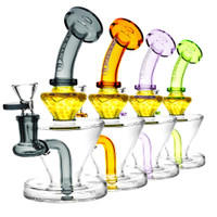 Pulsar Honeycomb Water Pipe | Scientific Glass | Master Distributor