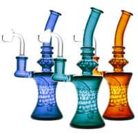 Pulsar Honeycomb Oil Rig - 7.25"