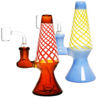 Pulsar Lava Lamp Rig | Wholesale