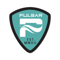 Pulsar Logo Vintage Shield Sticker | Wholesale Distributor