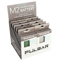 ReMEDI M2 Variable Voltage Battery | 12pc Display | Wholesale