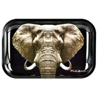 Pulsar Metal Rolling Tray | Wise Elephant | Wholesale