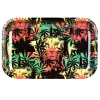 Pulsar Metal Rolling Tray | Zion Lion | Wholesale