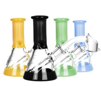 Pulsar Mini Bi-Color Beaker 45D Rig | Wholesale Distributor