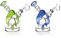 "Pulsar Mini Vortex Recycler w/ Banger - 6.5"" / Asst Color"