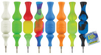 Pulsar RIP Silicone Vapor Vessel - Asst Colors - AFG Distribution