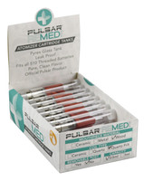 Pulsar ReMEDi Quartz Frit Wood Tip Cart - 0.5ml / 30pc