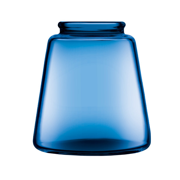 Pulsar RoK Glass Base Jar | Blue Large | Master Distributor