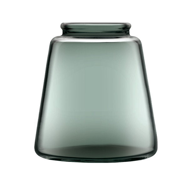 Pulsar RoK Glass Base Jar | Charcoal Large | Master Distributor
