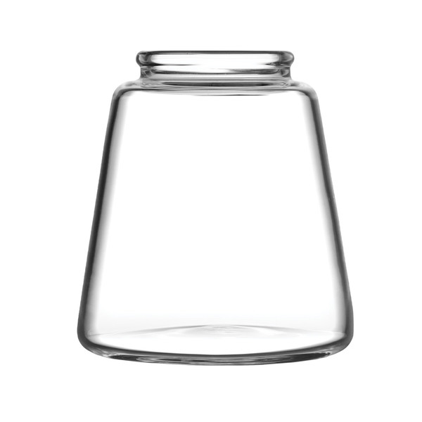 Pulsar RoK Glass Base Jar | Clear Large | Master Distributor