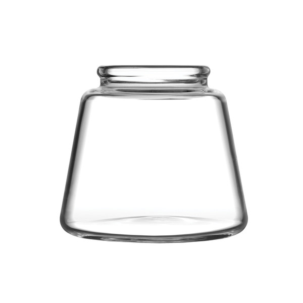 Pulsar RoK Glass Base Jar | Clear Small | Master Distributor