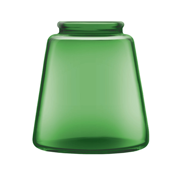 Pulsar RoK Glass Base Jar | Green Large | Master Distributor