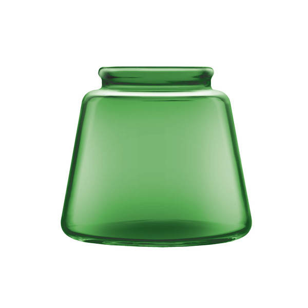 Pulsar RoK Glass Base Jar | Green Small | Master Distributor