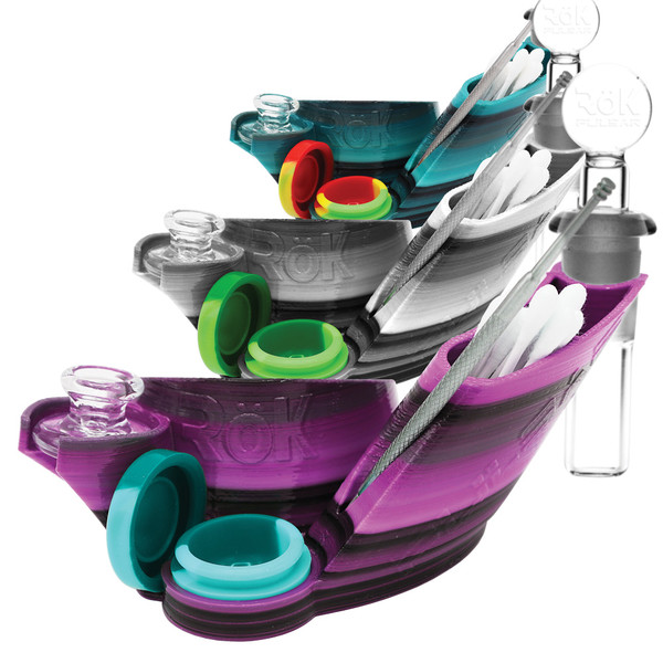 Pulsar RoK Non-Slip Dab Station - Assorted Colors