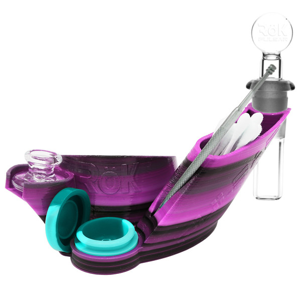 Pulsar RoK Non-Slip Dab Station - Purple