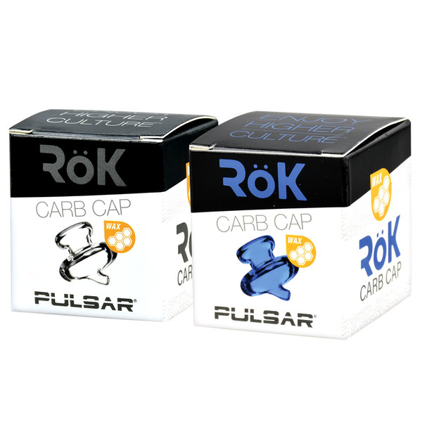 Pulsar RoK Oil Carb Cap | Packaging | Master Distributor
