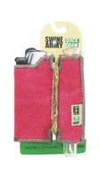 Quick Draw Lighter & Tobacco Taster Case - AFG Dist