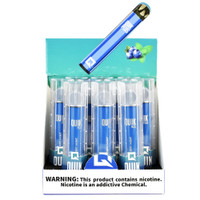 Quik Plus Disposable Stick | Display | Wholesale Distributor