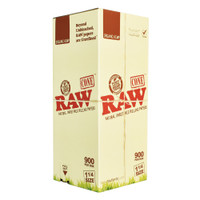 RAW Organic Hemp Cones - 1 1/4"