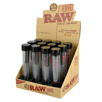 RAW Perfect Cone Maker - 12pc Display