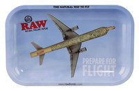 "RAW Rolling Tray Prepare for Flight - 11""x7"" / Small"