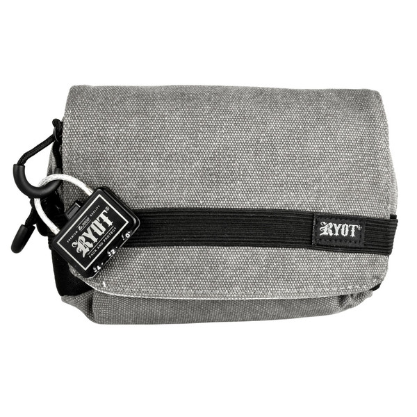 "RYOT Piper SmellSafe Case - 8""x5"" / Gray"