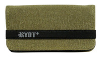 "RYOT Roller Wallet - 5""x2.75"" / Olive Green"