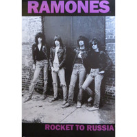 Ramones Rocket to Russia Poster | Master Distributor