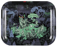 Raw Rolling Tray - Ghostshrimp | Large
