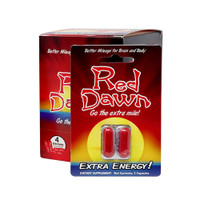 Red Dawn Extr Mile Energy Supplement | 2 Pack | Wholesale