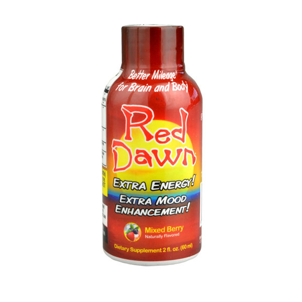 Red Dawn Extra Mood Enhancement Shot - 2oz