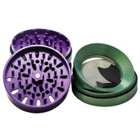 SLX BFG 88 Ceramic Coated Grinder 3.5"