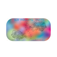 SLX Magnetic Rolling Tray Lid | Two Lost Fish Design Medium