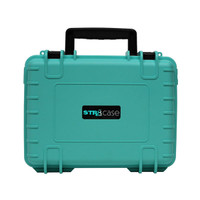 "STR8 Case w/ 2 Layer Foam - 10.5""x8.5"" 