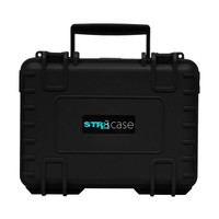 "STR8 Case w/ 2 Layer Foam - 8.5""x7"" 