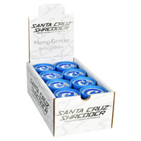 Santa Cruz Shredder 2pc Hemp Grinder - 2.2"