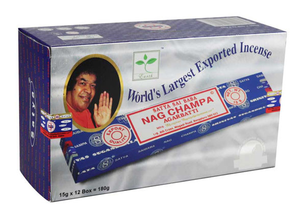 Satya Nag Champa Incense | 15 Gram | Best Wholesale Distributor