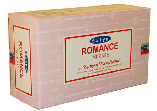 Satya Romance Incense | 15 Gram | Best Wholesale Distributor