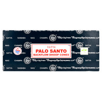 Satya Backflow Cones | Palo Santo | Wholesale Distributor