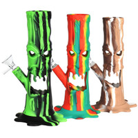 Scary Tree Silicone/Glass Water Pipe | Wholesale Distributor